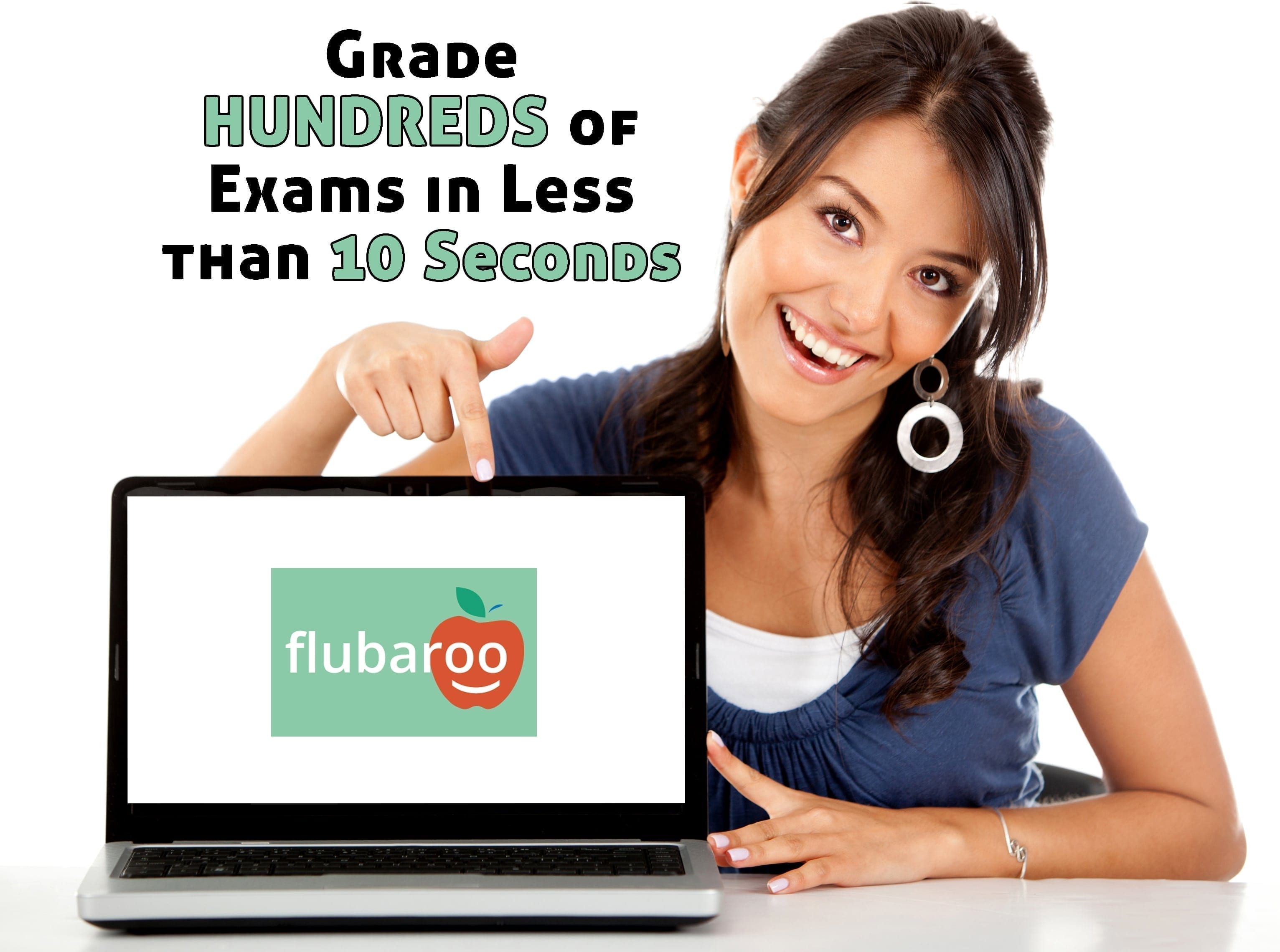 Grade HUNDREDS of Exams in Less than 10 Seconds!