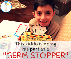 Germ Stoppers in YOUR Classroom!